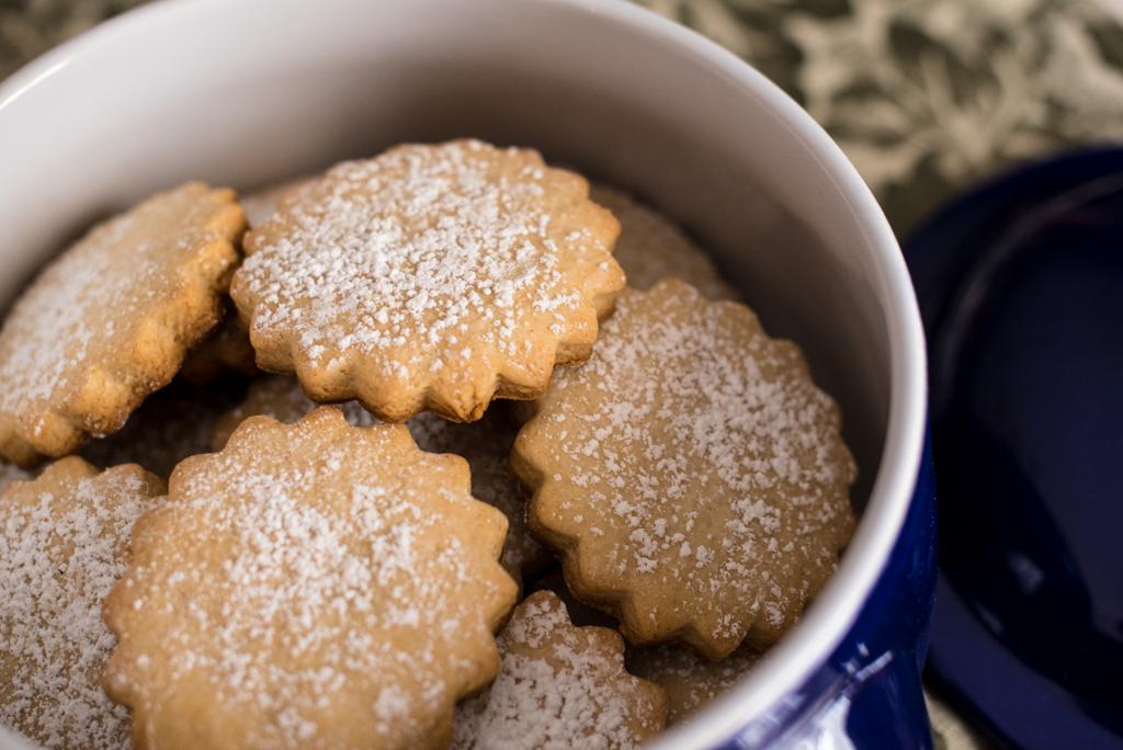 Early American Christmas Cookies