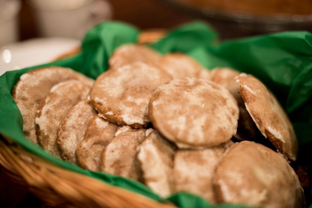 German Honey Spice Cookies