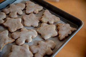 Same-Day Polish Honey Gingerbread Cookies (Pierniczki)